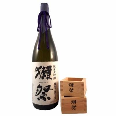 獺祭 だっさい 純米大吟醸 23 1800ml 木枡2個セット 日本酒 山口県 旭酒造 正規販売店
