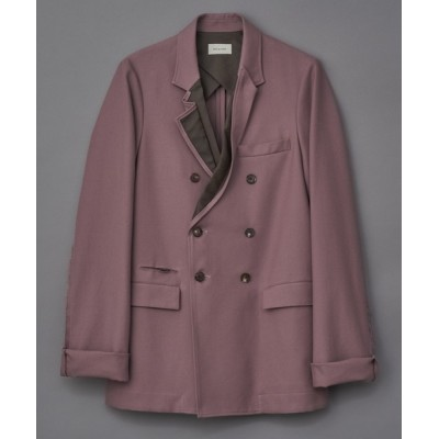 PR01. / BED j.w. FORD Distortion lapel double-jacket (21SS-B-JK04) MEN ジャケット/アウター > テーラードジャケット