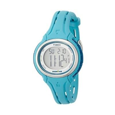 (新品) Timex Ironman Sleek 50-Lap Mid-Size Watch - Turquoise