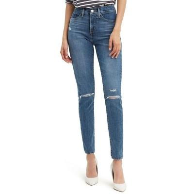 リーバイス レディース デニムパンツ ボトムス Levi's 311 Shaping Skinny Jeans Dark Lapis Hawaii