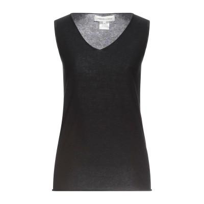 ランベルト・ロザーニ LAMBERTO LOSANI T シャツ ブラック 44 コットン 100% T シャツ