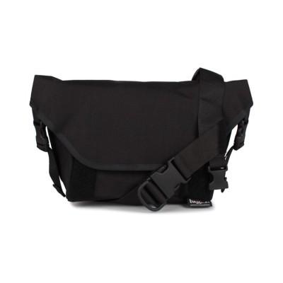 (bagjack/バッグジャック)bagjack バッグジャック スプートニク バッグ ショルダーバッグ ヒップバッグ ウエストバッグ メンズ レディース 防水 2WAY 4.1L SPUTNI/ユニセックス ブラック