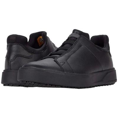 Caterpillar ProRush SR+ Stretch メンズ スニーカー 靴 シューズ Black Action Leather