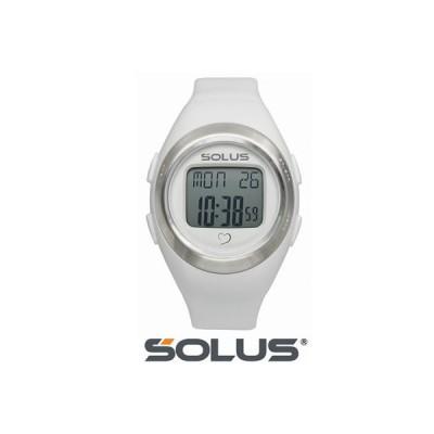 正規品 ソーラス 腕時計 ユニセックス 01-800-202 ホワイト SOLUS