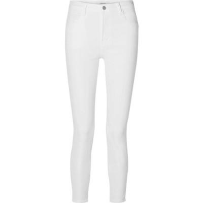 ジェイ ブランド J Brand レディース ジーンズ・デニム ボトムス・パンツ alana cropped high-rise skinny jeans