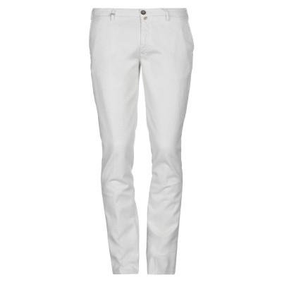 BARBATI パンツ ホワイト 48 コットン 98% / ポリウレタン 2% パンツ
