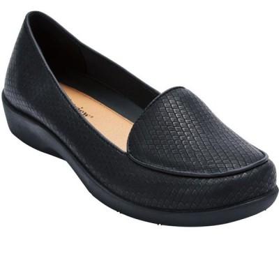 レディース 靴 コンフォートシューズ Comfortview Women's Wide Width The Jemma Flat