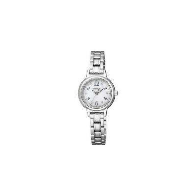 シチズン CITIZEN ウィッカ wicca ソーラーテック レディース腕時計 KH9-914-15