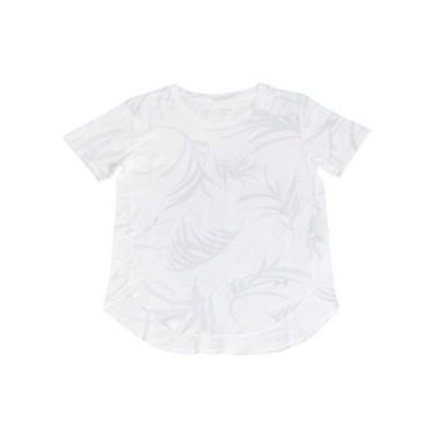 アンダーアーマー(UNDER ARMOUR) デザイン プリント Tシャツ 1364219 100 (レディース)