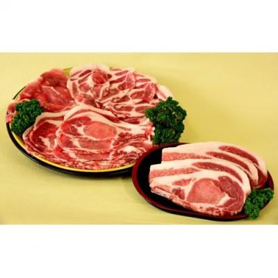 かわい農場産オリジナル豚 白神豚焼肉セット