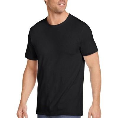 ジョッキー メンズ Tシャツ トップス Men's Flex 365 Modal Stretch Crew Neck T-Shirt