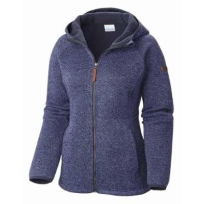 columbia コロンビア アウトドア 女性用ウェア フリース columbia canyons-bend-full-zip-hoodie