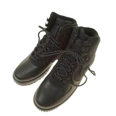 NIKE LUNAR FORCE 1 DUCKBOOTS '18  BQ7930-003 ブラック サイズ:28cm (和歌山店) 191112
