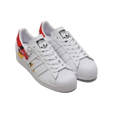 atmos / adidas SUPERSTAR (FOOTWEAR WHITE/FOOTWEAR WHITE/CORE BLACK) MEN シューズ > スニーカー