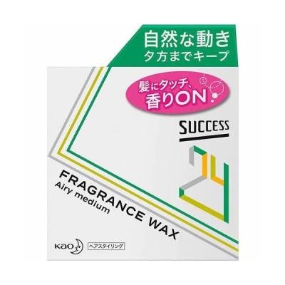 サクセス24 フレグランスワックス エアリーミディアム 【80g】(花王)