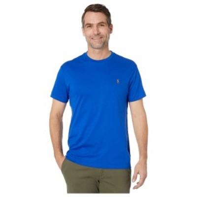 ラルフ ローレン Polo Ralph Lauren メンズ Tシャツ トップス Classic Fit Soft Touch T-Shirt Pacific Royal