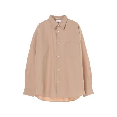 【ユニセックス対応】ドロップオーガニックブロードRCシャツ
