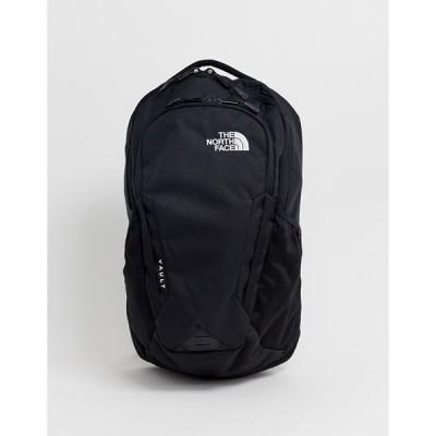 エイソス レディース  バックパック・リュックサック バッグ ASOS The North Face Vault backpack in black recycled polyester