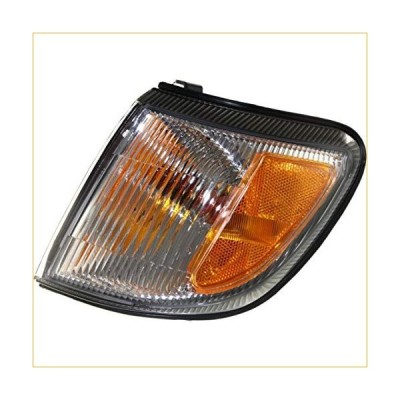 New Front Left Driver Side Parking/Signal Light Assembly For 1998-2000 Subaru Forester SU2520104 84101FC030 並行輸入品