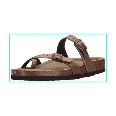 [Skechers] Women 's granola-home Grown Flip Flop カラー: ブラウン