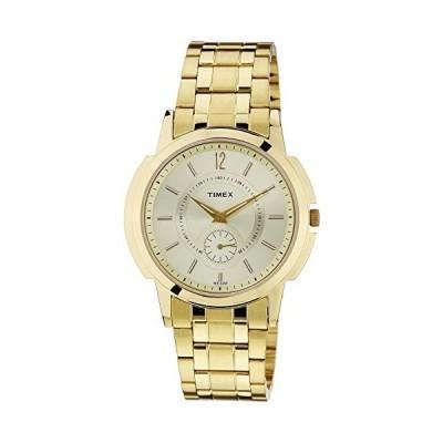 Timex Emperaアナログシルバ-ダイヤルメンズ腕時計???tw000u305並行輸入品