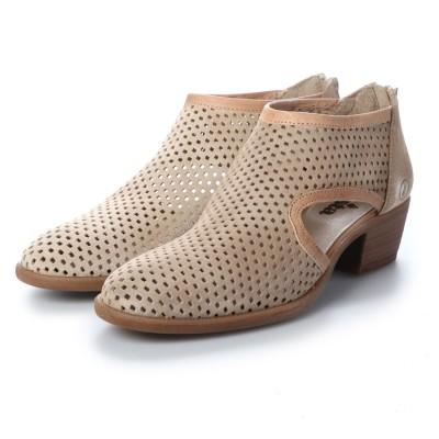 ヨーロッパコンフォートシューズ EU Comfort Shoes Casta パンチングパンプス(CT100500) (ベージュ)