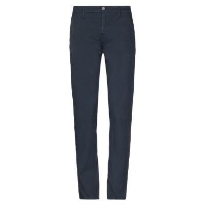LIU •JO MAN パンツ ダークブルー 31 コットン 98% / ポリウレタン 2% パンツ