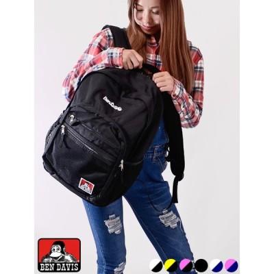 BEN DAVIS ベンデイビス リュック リュックサック レディース メンズ ユニセックス 通学 高校生 女子 おしゃれ 大容量 かわいい 30L バックパック BDW-9200