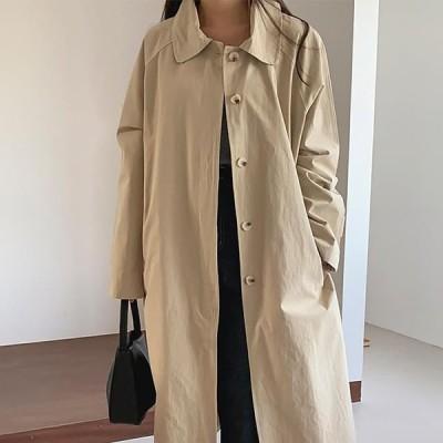 GIVEU レディース コート Base hidden single coat