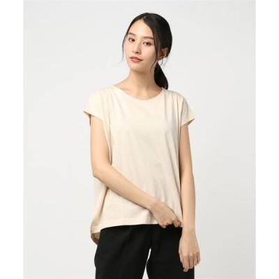 tシャツ Tシャツ ドローコードチュニックTシャツ(半袖)