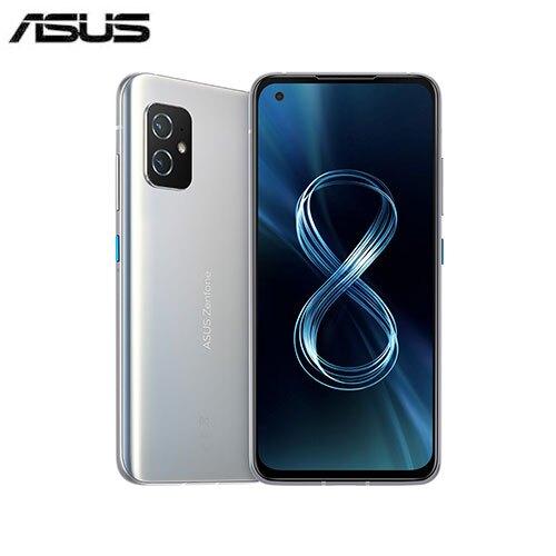 ASUS ZENFONE 8 智慧型手機(8G/128G)-銀【愛買】