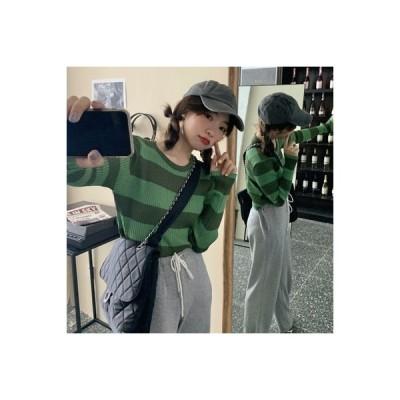 【送料無料】年 秋と冬 韓国風 ルース セーターの女性 アウトドア 何でも似合う ス   346770_A63659-5586980