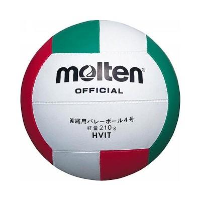 モルテン メンズ レディース バレーボール ゴムタイプ 4号球 HVIT