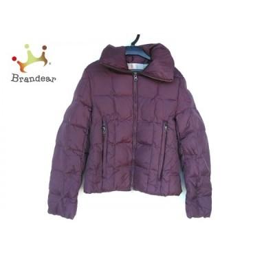 ミッソーニ MISSONI ダウンジャケット サイズ40 M レディース パープル 冬物     スペシャル特価 20210115