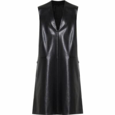 ピーター ドゥ Peter Do レディース ワンピース ワンピース・ドレス Faux Leather Midi Dress Black