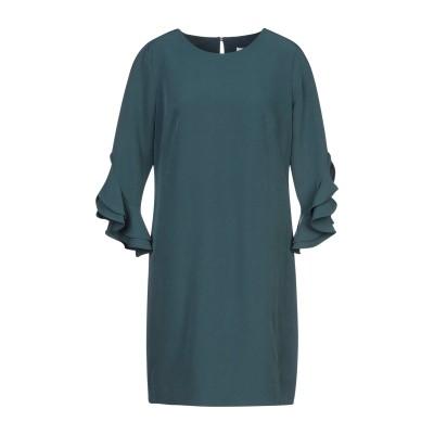 ミリー MILLY ミニワンピース&ドレス ディープジェード 10 ポリエステル 90% / ポリウレタン 10% ミニワンピース&ドレス