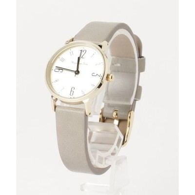 腕時計 シンプルベルト S