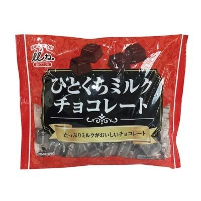 ◆いいね。ひとくちミルクチョコレート 148G