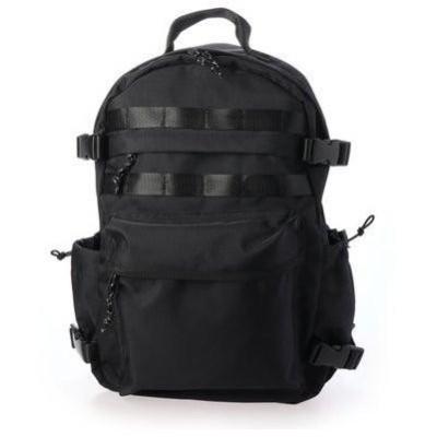 イグジスタンス EXISTENCE ユニセックスバックパック (ブラック)