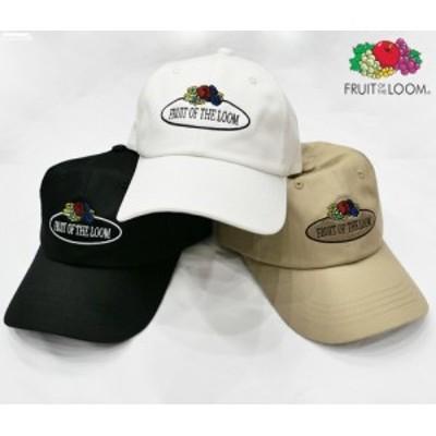 キャップ おしゃれ レディース メンズ 帽子 フルーツオブザルーム ストレッチロウキャップ   国内正規販売店 FRUIT OF THE LOOM SHELTECH