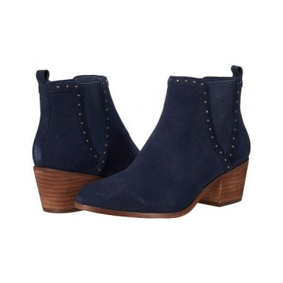 SKECHERS スケッチャーズ レディース 女性用 シューズ 靴 ブーツ アンクル ショートブーツ Tameless - Navy