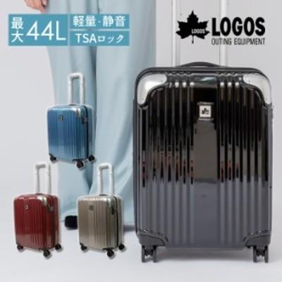 キャリーケース スーツケース トランク ハード 静音 機内持ち込み 軽量 軽い 大容量 38L Mサイズ 1泊 2泊 HINOMOTO ダブルキャスター 360