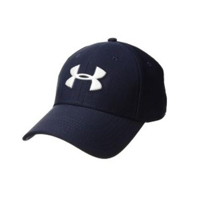 アンダーアーマー メンズ 帽子 アクセサリー Blitzing 3.0 Cap Midnight Navy/Graphite/White