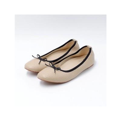 2020ラウンドトゥバレエシューズ/ 柔らかい 靴 バレエ 秋 冬 ローヒール