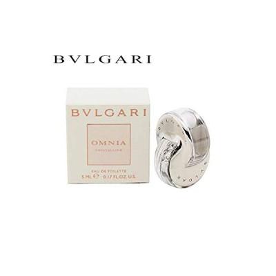 香水 ブルガリ オムニア クリスタリン EDT 5ml BVLGARI レディース ミニ ブランド