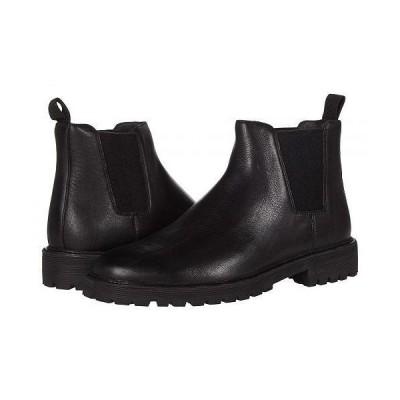 Vince ヴィンス メンズ 男性用 シューズ 靴 ブーツ チェルシーブーツ Benner - Black