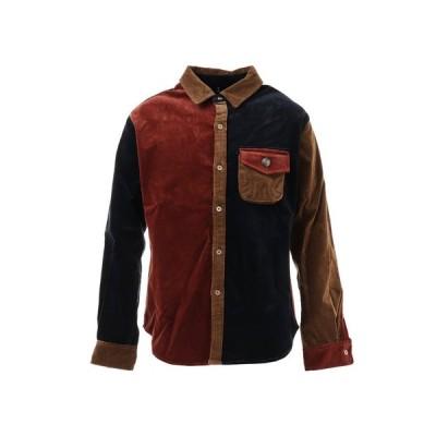 クリフメイヤー(KRIFF MAYER) コーデュロイシャツ 1927400-110:CRAZY (メンズ)