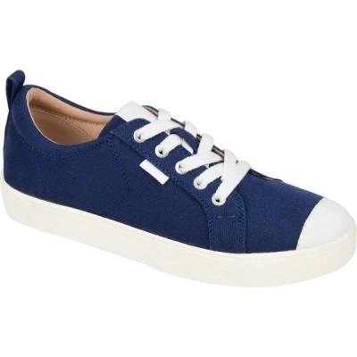 ジュルネ コレクション Journee Collection レディース スニーカー シューズ・靴 Comfort Foam(TM) Meesh Sneakers Blue