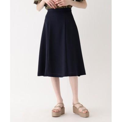 SOUP / 【大きいサイズあり・13号】麻調ダイアゴナルスカート WOMEN スカート > スカート