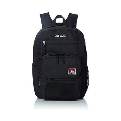 [ベンディビス] リュック GADGET DAYPACK 29L 10ポケット 2ルーム (ブラック One Size)